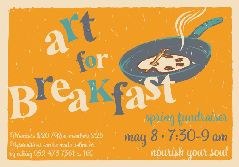 art for breakfast