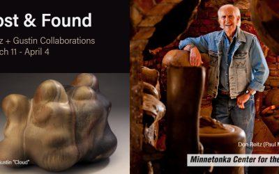 Lost & Found: Reitz + Gustin Collaborations