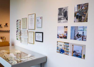 Accomplishments, photos and sketchbooks