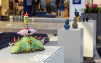 Up Close and Sculptural Call